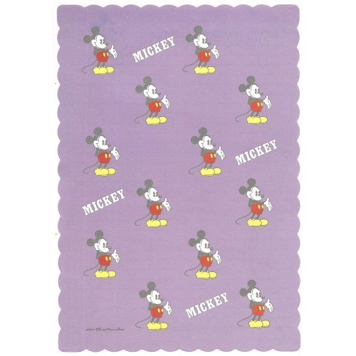 Conjunto de Papel de Carta Disney Mickey Mouse CLL Tokyo Queen