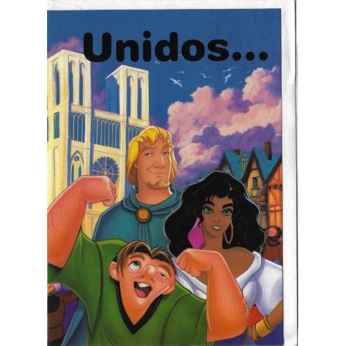 Cartão Disney M O Corcunda de Notre Dame 02 BEST CARDS