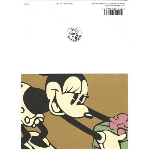 NOTECARD Importado Mickey & Co. - Minnie Mouse