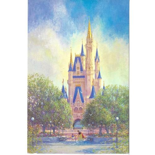 Postcard Antigo Vintage G Disney 20 Magical Years