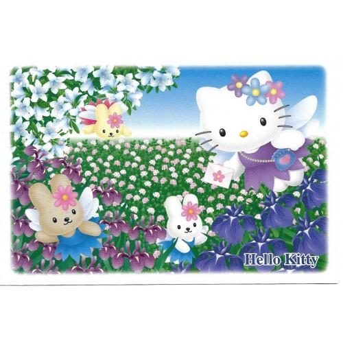 Ano 2003. Postcard Vintage GOTOCHI Kitty Sanrio JAPAN