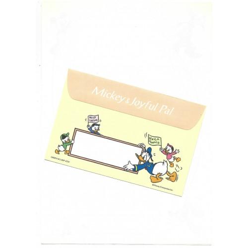 Conjunto de Papel de Carta Mickey & Joyful Pal TOKYO QUEEN