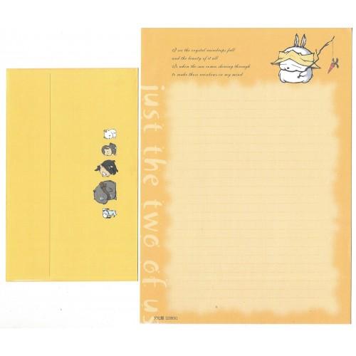 Conjunto de Papel de Carta Importado Mashi Maro CAM JP