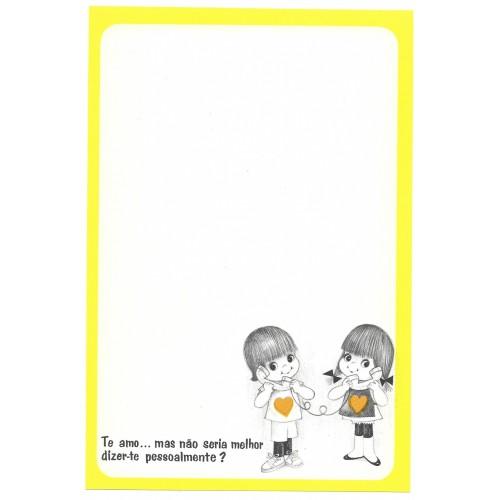 Coleção Paula AC0 COMPLETA 9 papéis de carta diferentes