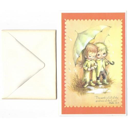 Conjunto de Papel de Carta Antigo Importado CNL Darling B2