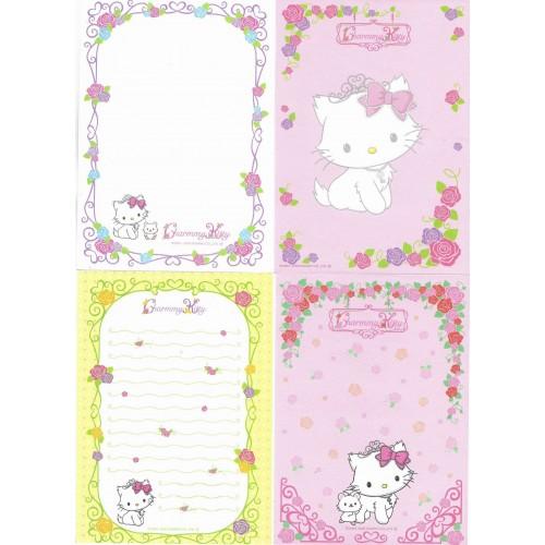 Ano 2005. Kit 6 Notas Charmmy Kitty Perfum I Sanrio
