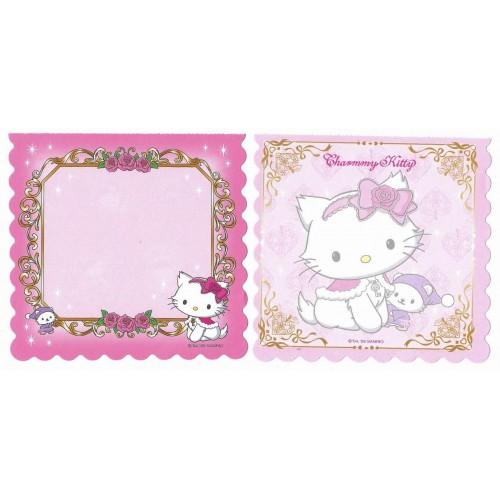Ano 2006. Kit 2 Notas Charmmy Kitty Sanrio