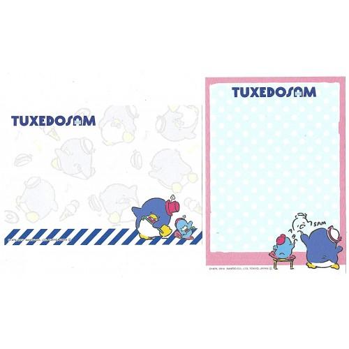 Ano 2012. Kit 2 Notas TUXEDOSAM II Sanrio