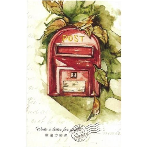 Postcard Postal CARD LOVER 19 CHINA