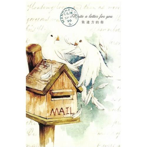 Postcard Postal CARD LOVER 22 CHINA