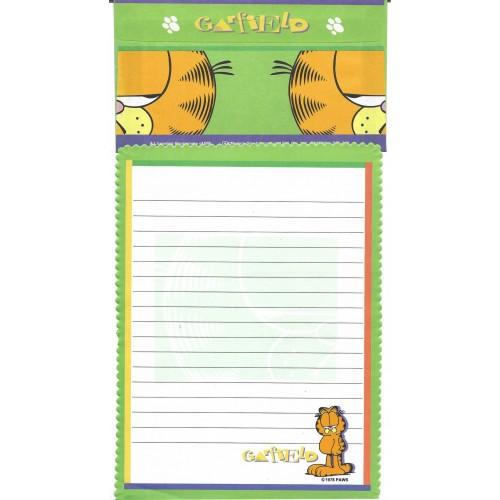 Conjunto de Papel de Carta Garfield GEL-010 - Paws