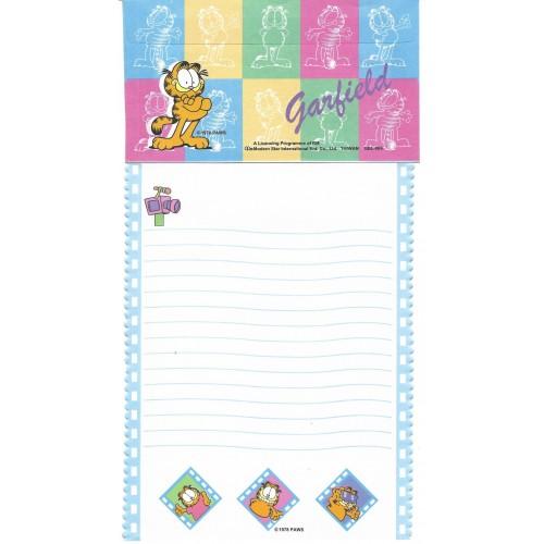 Conjunto de Papel de Carta Garfield GEL-009 - Paws
