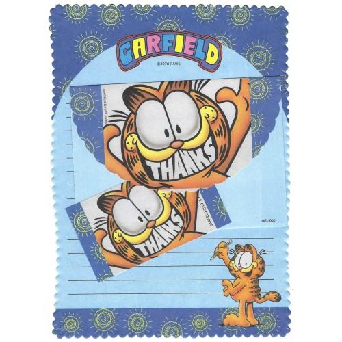 Conjunto de Papel de Carta Garfield GEL-005 - Paws