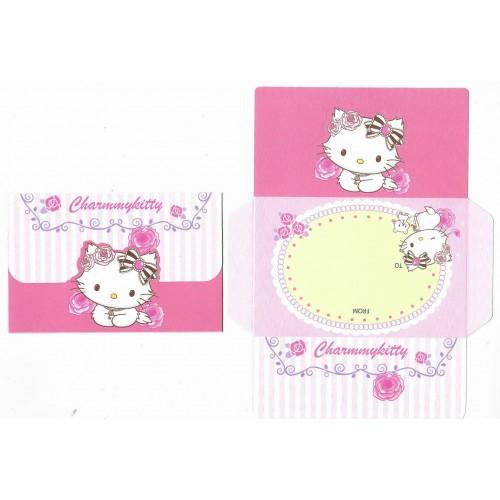 Ano 2014. Papel-Envelope Charmmy Kitty Sanrio