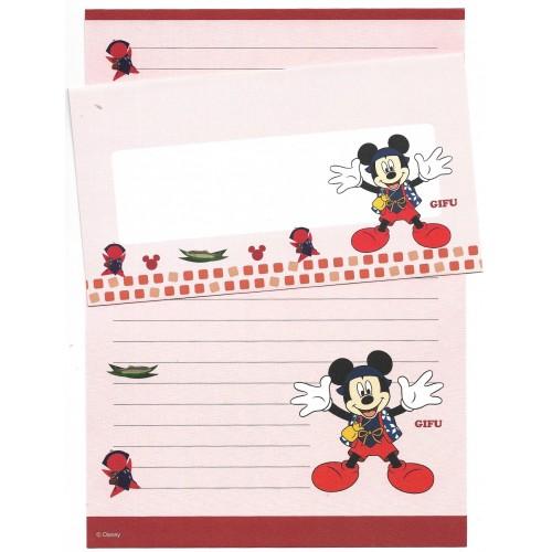 Conjunto de Papel de Carta Disney REGIONAL JAPÃO GIFU