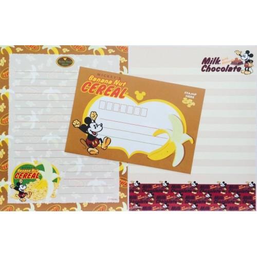 Conjunto de Papel de Carta Disney Mickey Mouse Brand 1
