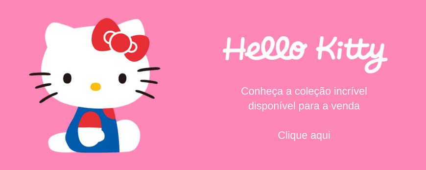 Coleção Hello Kitty